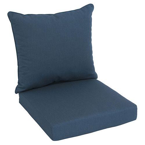 Sunbrella Deep Seating Cushion Navy