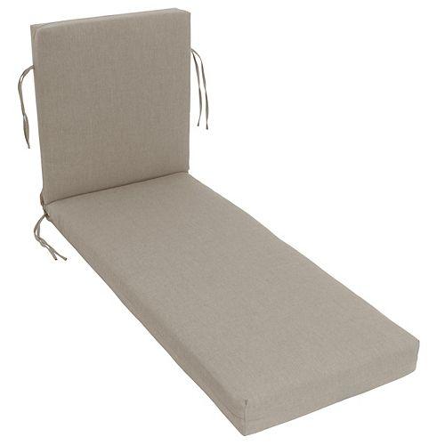 Sunbrella Lounge Cushion Beige