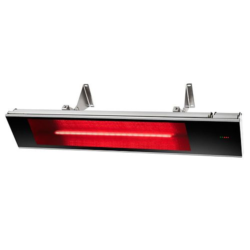 Dimplex Indoor/Outdoor Electric Infrared Heater, 240V 2200W