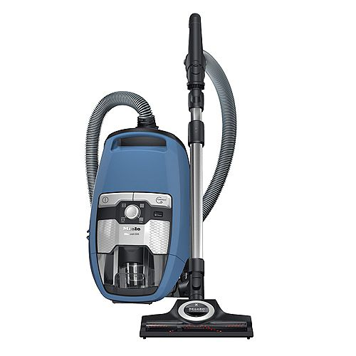 Miele Blizzard CX1 TotalCare bagless canister vacuum
