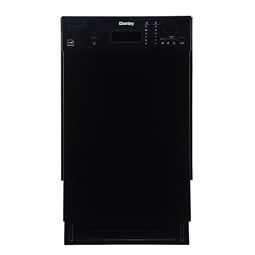 "Danby 18"" Built-In Dishwasher - Energy Star"