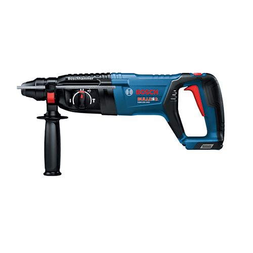 Marteau perforateur 18 V EC sans balais Bulldog SDS-plus de 1 po