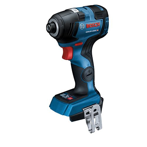 18V EC Brushless Connected-Ready 1/4 inch Hex Impact Driver (Bare Tool)