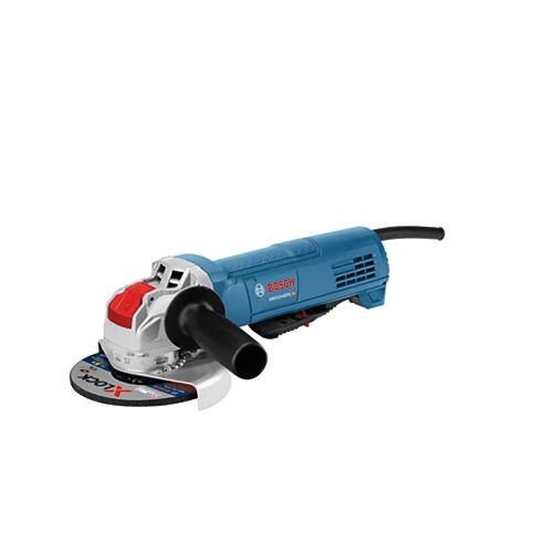 4-1/2 inch X-LOCK Ergonomic Angle Grinder with Paddle Switch