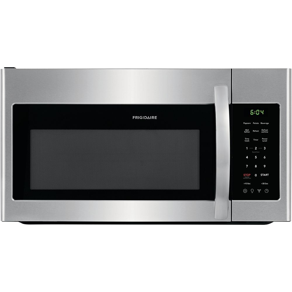 Frigidaire 30-inch W 1.8 cu. ft. Over the Range Microwave in Stainless Steel