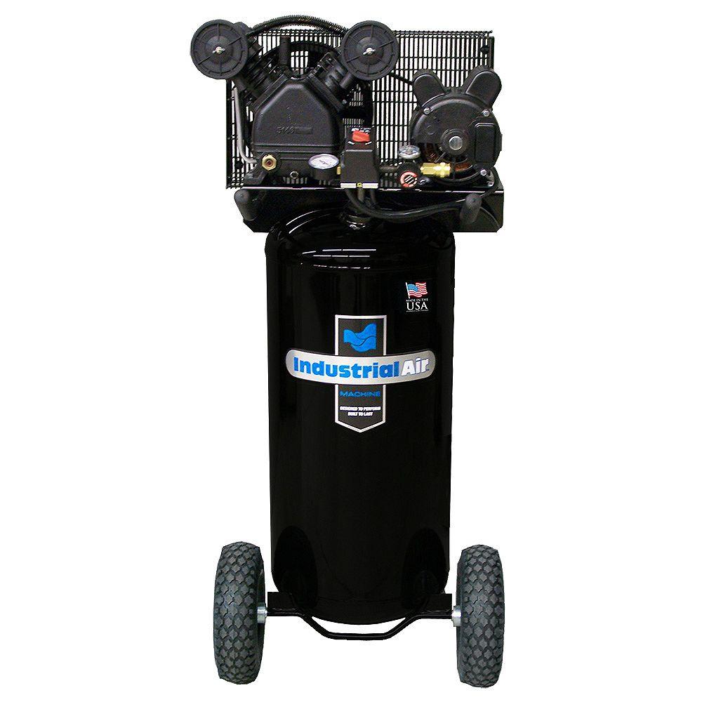 Industrial Air 20 Gal. Vertical Portable Electric Air Compressor