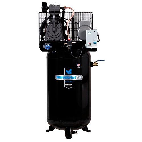 80 Gal. Vertical Stationary Electric Air Compressor