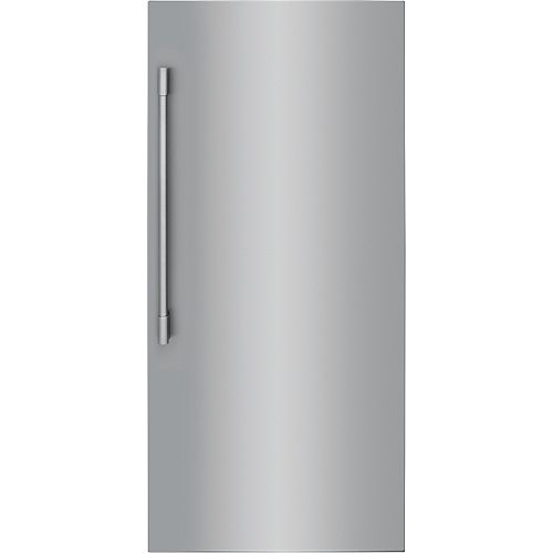 33-inch W 18.6 cu. ft. All Refrigerator in Stainless Steel
