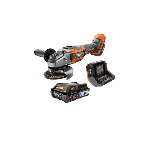18V Octane 4.5-inchAngle Grinder Kit