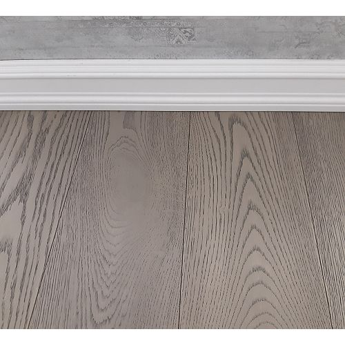 North Creek 5/8-inch x 6-1/2-inch Oak Petrified Soft Wire Brush Engineered Flooring 22.38 sq. ft.