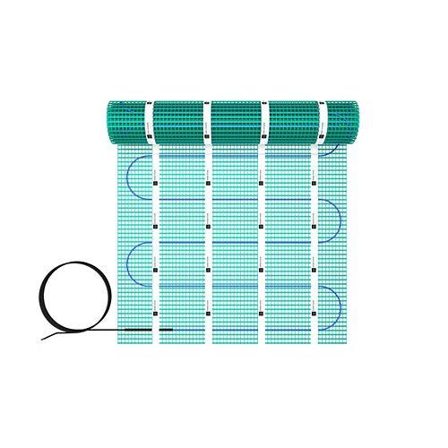 Tempzone Floor Heating Easy Mat 2'x20' (Covers 40 Sq. Ft)