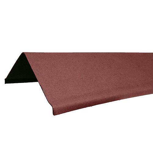 Ondura Premium Ridge Cap Red