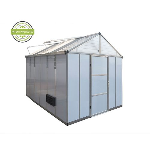 Palram Palram Oriana 8 ft. x 12 ft. Light Deprivation Greenhouse