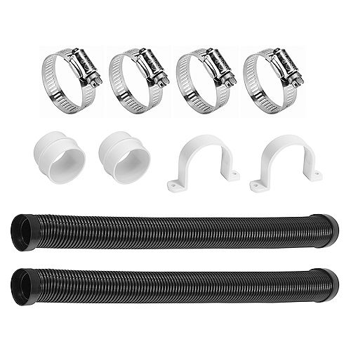 Central Vacuum Power Hook-Up Kit