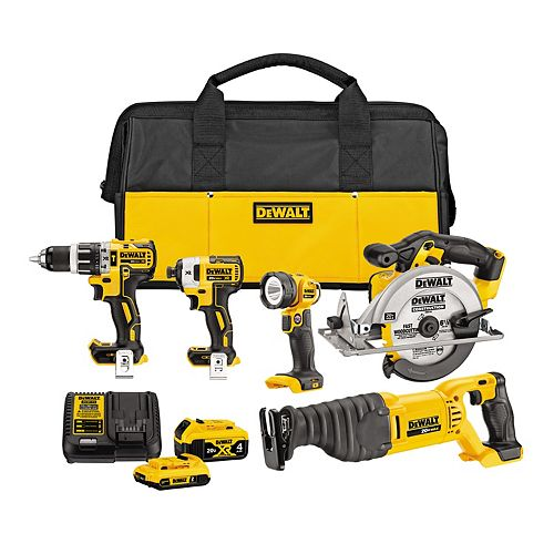 SHELL DEWALT BRUSHLESS 5-KIT