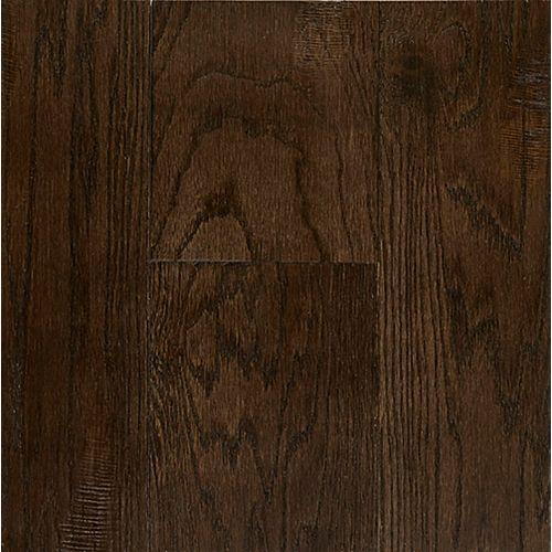 Sample - Stagecoach Waterproof Hardwood Flooring, 7.48-inch x 12-inch