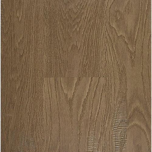 Échantillon - 7.48 po x 12 po, bois franc, fini imperméable, Castlewood