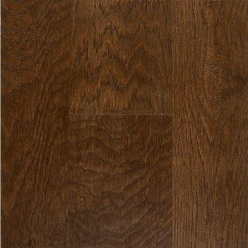 Sample - Amaretto Waterproof Hardwood Flooring, 7.48-inch x 12-inch