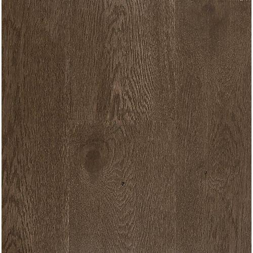 Sample - Thunder Gray Waterproof Hardwood Flooring, 7.48-inch x 12-inch