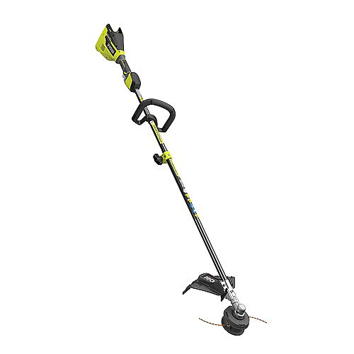 RYOBI 40V Lithium-Ion Brushless Cordless Attachment Capable String Trimmer