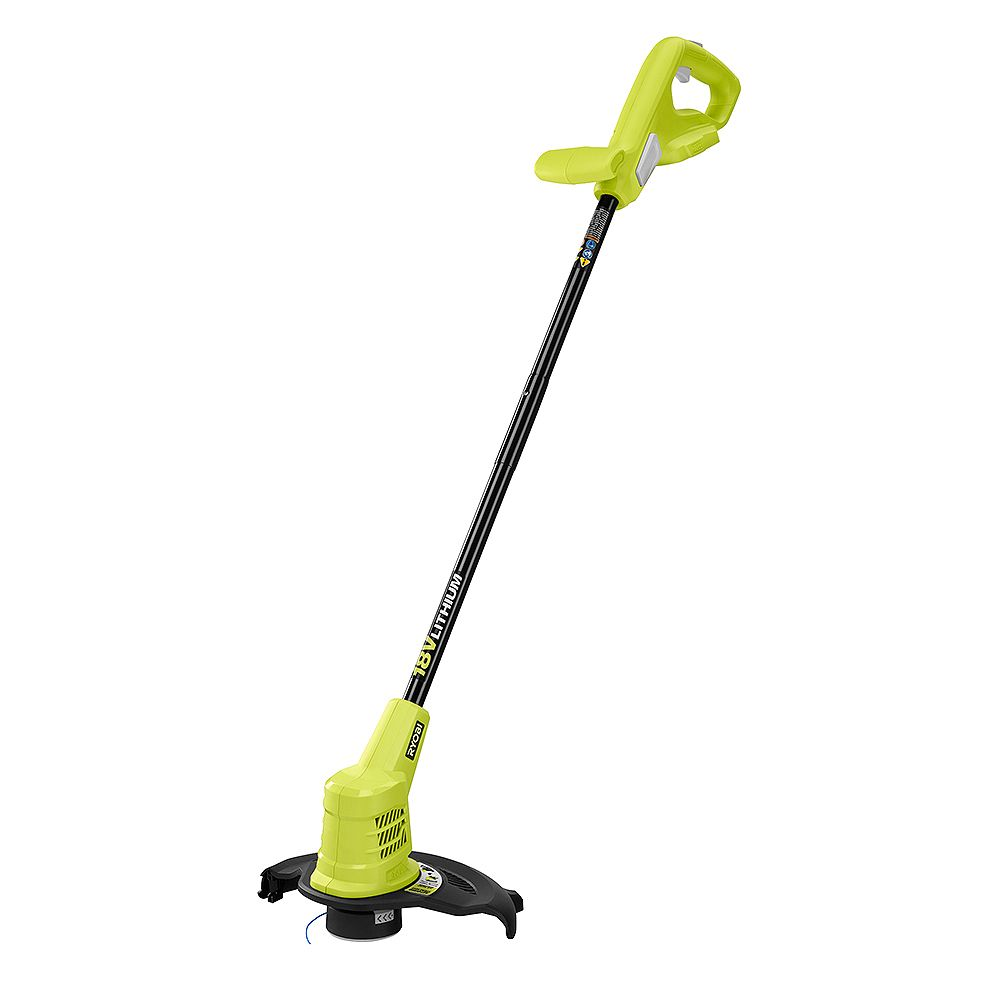 RYOBI 18V ONE+ Lithium-Ion Cordless String Trimmer (Tool Only)