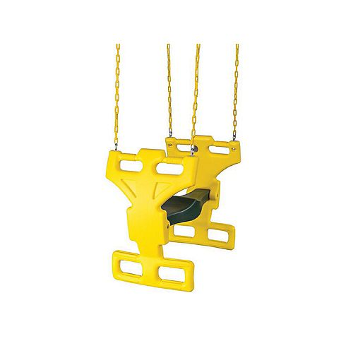Creative Cedar Designs Creative Cedar Designs Glider Swing