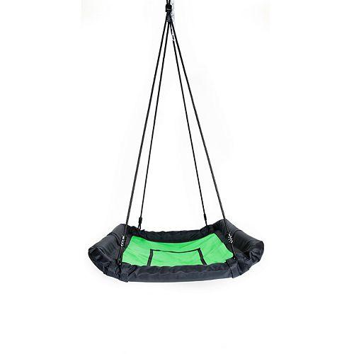 Creative Cedar Designs Creative Cedar Designs Platform Swing- Green