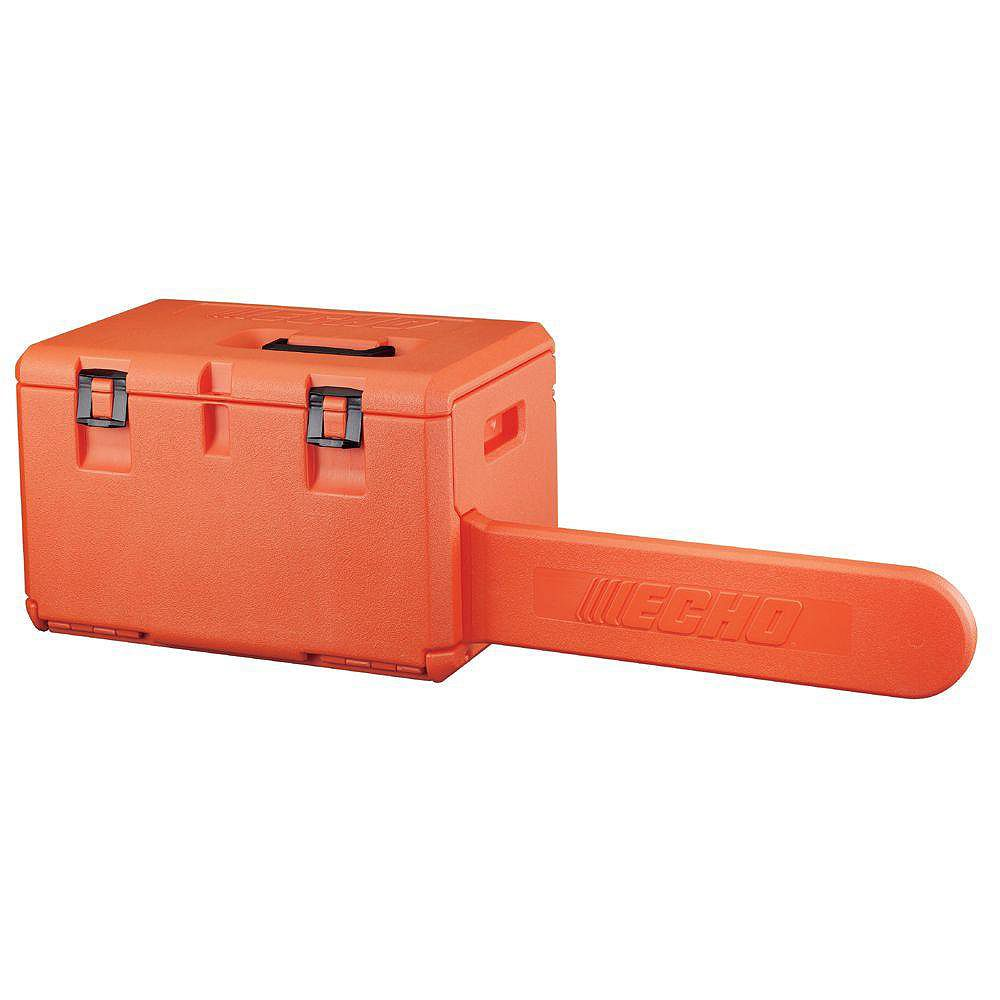 ECHO TOUGHCHEST CHAINSAW CARRYING CASE WITH 20 INCH SCABBARD
