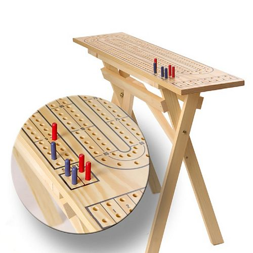 Country Comfort Chairs Patio Cribbage Board