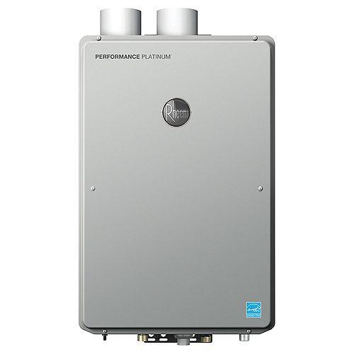 Platinum Condensing 18.5 Litres Per Minute Liquid Propane Tankless Water Heater