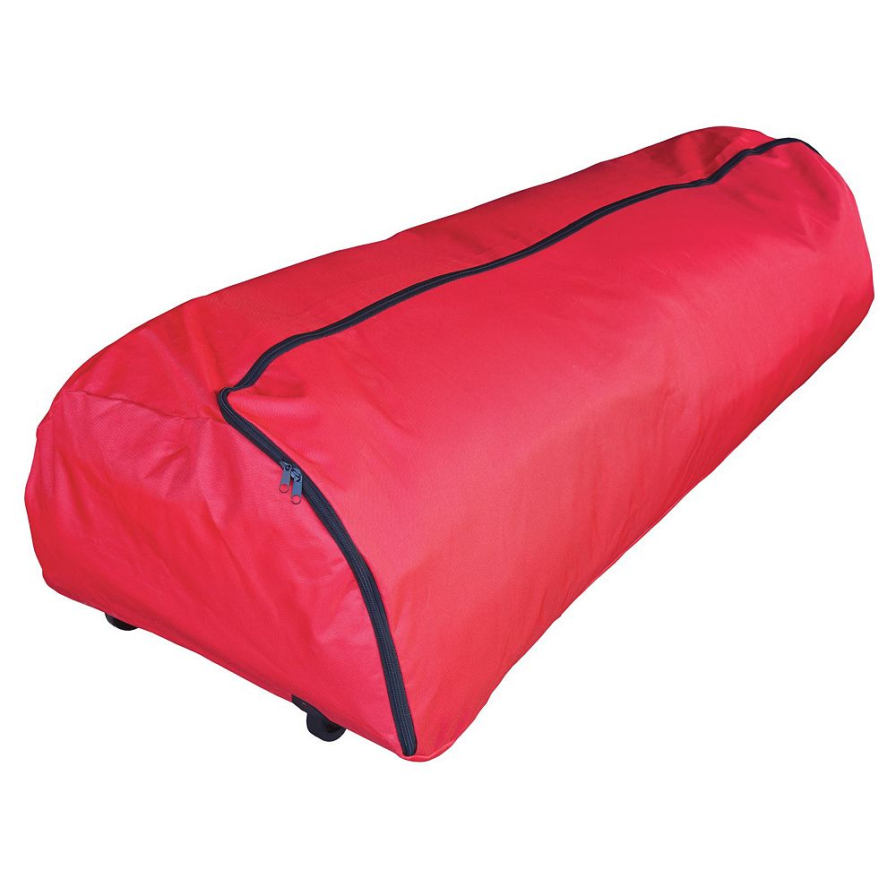 Home Accents Holiday 2,28 m Sac à roulettes pour sapin