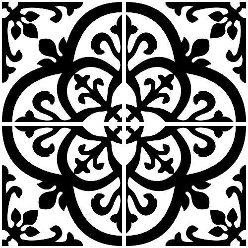 InHome Avignon Peel & Stick Backsplash Tiles