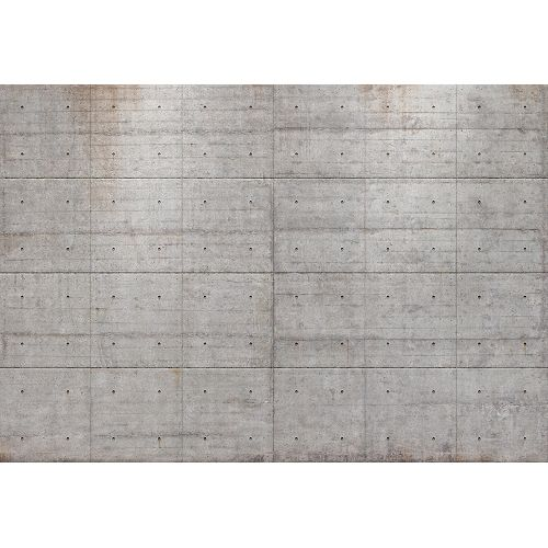 Concrete Blocks Wall Mural