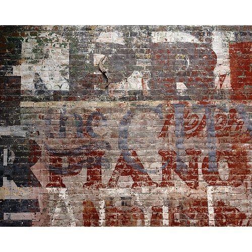 Warehouse Brick peinture murale