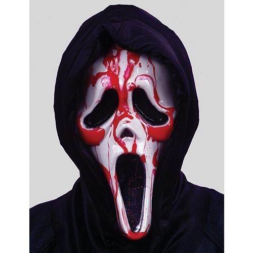 Masque de saignement de visage fantôme