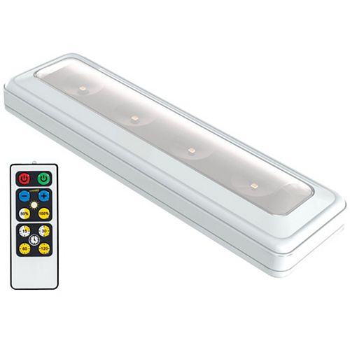 Wireless LED Under Cabinet Light With Remote
