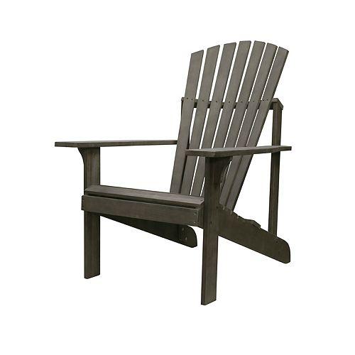 Renaissance Grey Patio Muskoka Chair