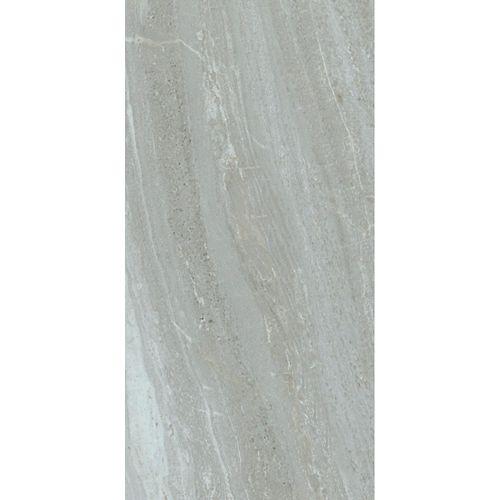 Carreaux de vinyle autoadhésifs Travertine de , 12 po x 24 po, blanc
