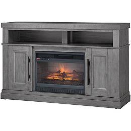 Bracebridge 54-inch Media Console Electric Fireplace