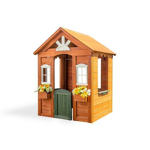 Maisonnette en bois Bellevue