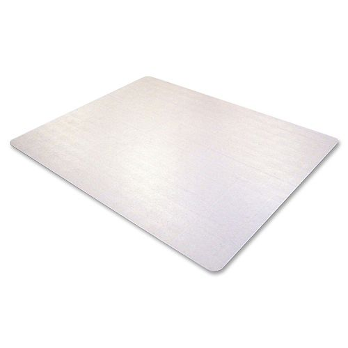 Floortex Ultimat Gripper-Back Polycarbonate 48-inch x 53-inch Chair Mat For Medium Pile 1/2-inch Pile Carpets