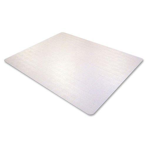 GripperBackPolycarbonate35x47po Sous-ChaisePourMoquettemoelleuseDePlusDe 1/2po D'épaisseur(118927ER)