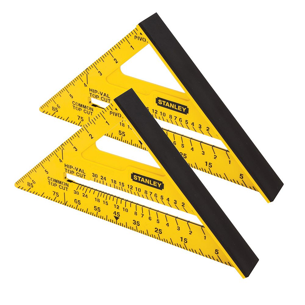STANLEY 7-INCH DUAL COLOR SQUARE (2 PACK)