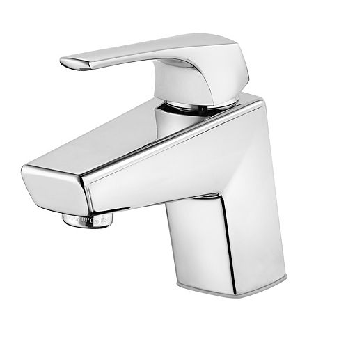 Pfister Arkitek Single Control Bathroom Faucet in Polished Chrome with Push & Seal