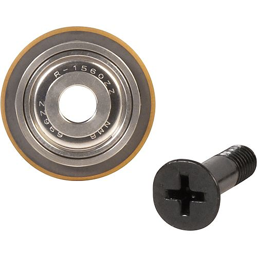 7/8-inch Premium Tile Cutter Replacement Scoring Wheel with Ball Bearings