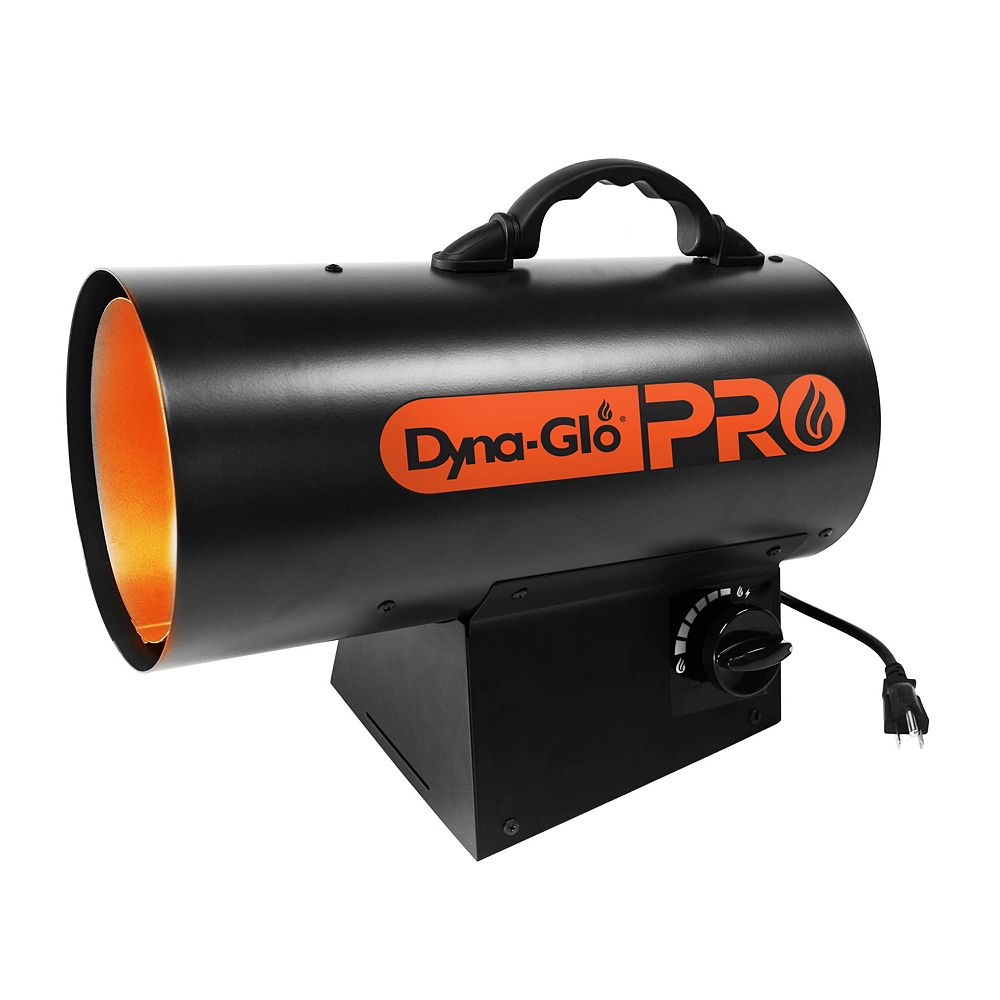 Dyna-Glo Pro 37K - 43K BTU  LP Forced Air Heater