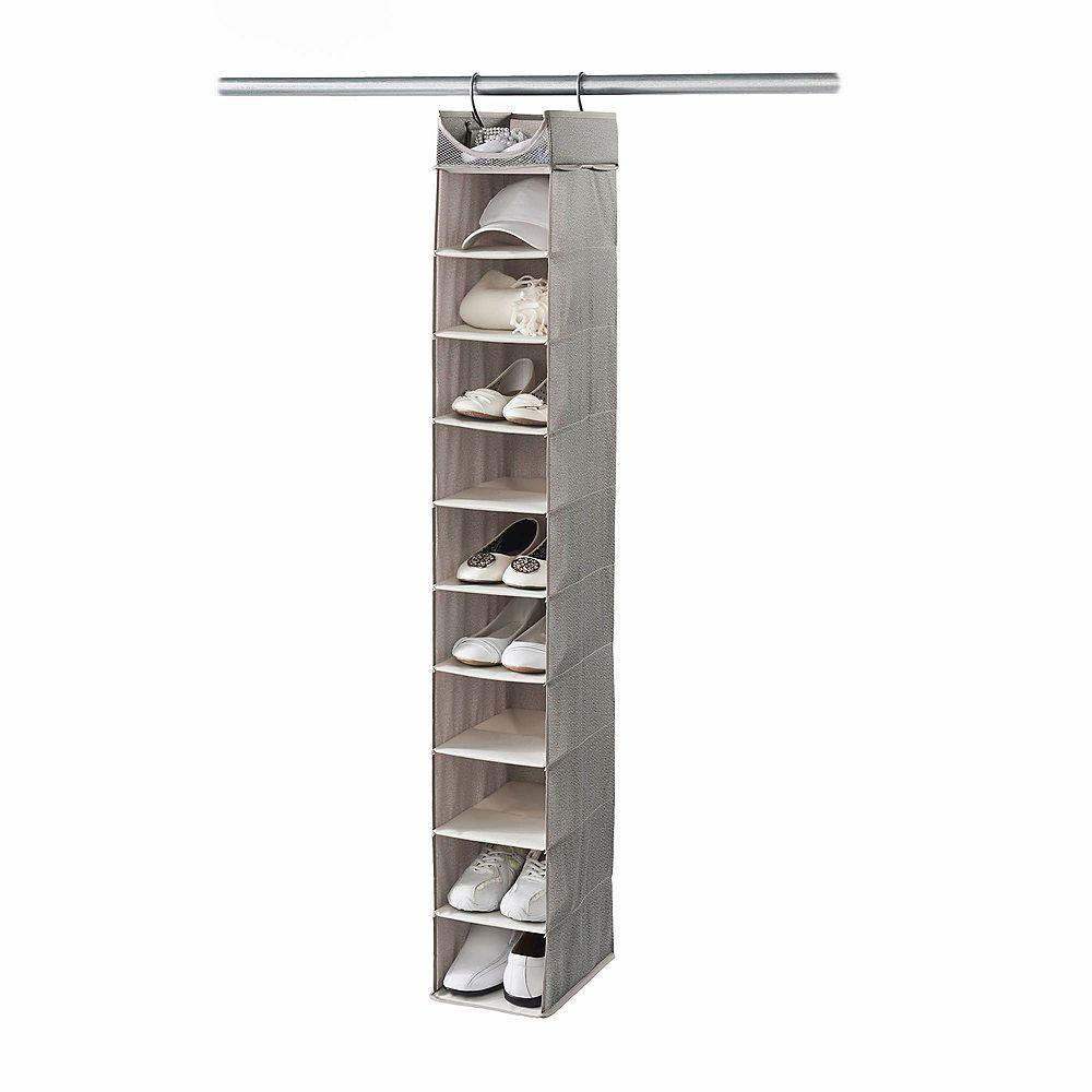 Neatfreak 10-Shelf Hanging Closet Organizer