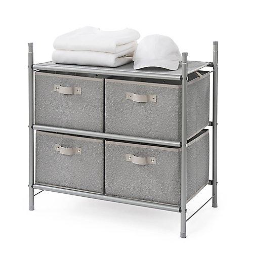 4 Drawer Storage Organizer
