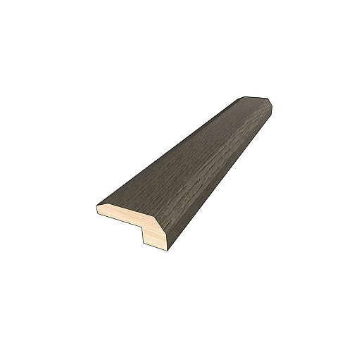 Banff 3/8-inch Thick x 2-inch Wide x 78-inch Length Hardwood Threshold