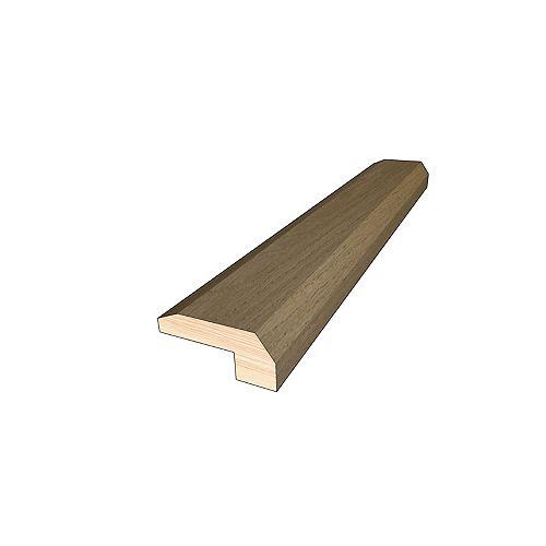 Honeytone 3/8-inch Thick x 2-inch Wide x 78-inch Length Hardwood Threshold